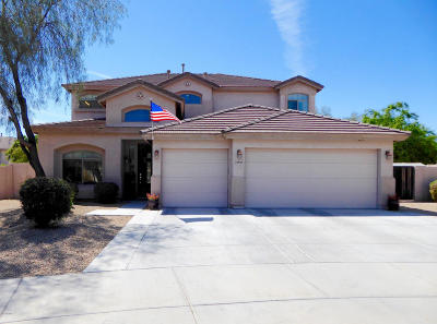 Phoenix Single Family Home For Sale: 31816 N 23rd Avenue