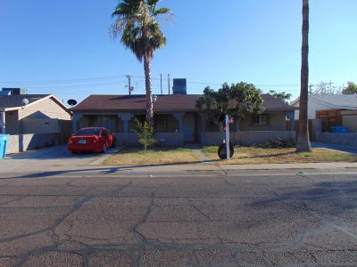 Phoenix Single Family Home For Sale: 5547 W Whitton Avenue