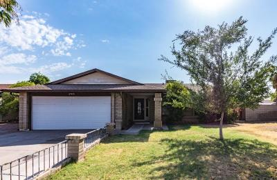 Chandler Single Family Home UCB (Under Contract-Backups): 2705 N Hartford Street