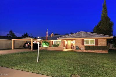 Phoenix Single Family Home For Sale: 723 W Flynn Lane