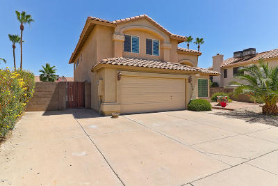 Scottsdale Single Family Home For Sale: 5622 E Gelding Drive