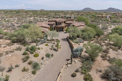 Scottsdale Single Family Home For Sale: 38103 N 108th Street