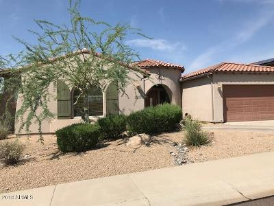Peoria Single Family Home For Sale: 26576 N 86th Drive
