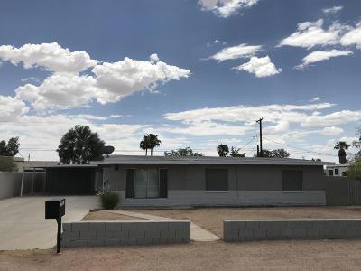 Single Family Home For Sale: 11501 E Elton Avenue