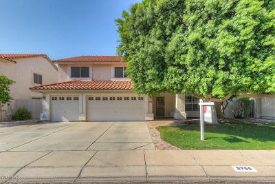 Glendale Single Family Home For Sale: 5766 W Windrose Drive