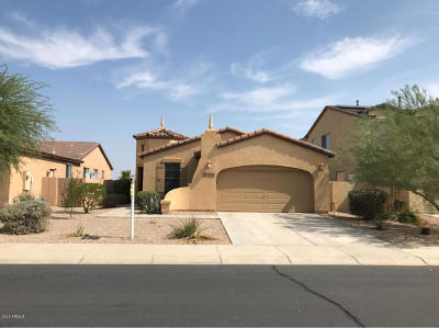 Goodyear Rental For Rent: 18354 W Paseo Way