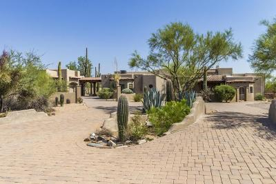 Scottsdale Single Family Home For Sale: 7845 E Dynamite Boulevard