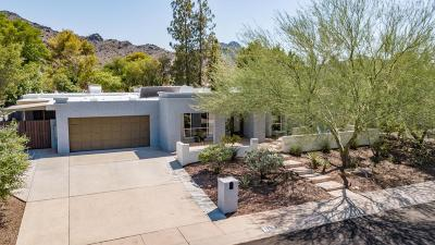 Phoenix Single Family Home For Sale: 3351 E Las Rocas Drive
