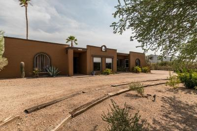 Carefree AZ Single Family Home For Sale: $635,000
