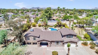 Phoenix Single Family Home For Sale: 10612 N 44th Street