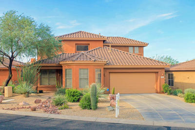 Scottsdale Single Family Home UCB (Under Contract-Backups): 11473 E Raintree Drive