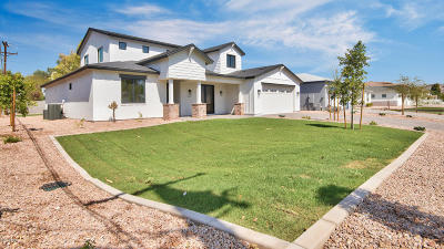 Single Family Home For Sale: 2950 N 50th Place