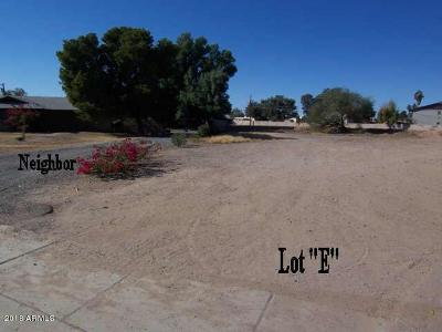 Phoenix Residential Lots & Land For Sale: 3806/3802 N 23rd Avenue