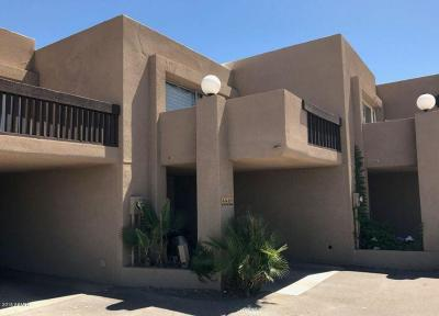 Condo/Townhouse For Sale: 3537 E Palm Lane