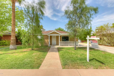 Phoenix Single Family Home For Sale: 1408 E Monte Vista Road