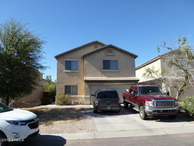 San Tan Valley Single Family Home For Sale: 364 W Jersey Way
