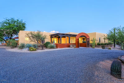 Cave Creek AZ Single Family Home For Sale: $845,000
