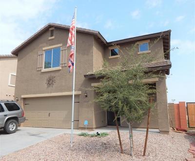 Buckeye Single Family Home For Sale: 24578 W Gregory Road