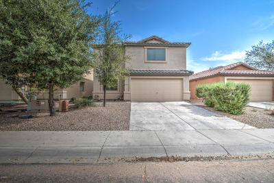 Single Family Home For Sale: 40037 W Sanders Way