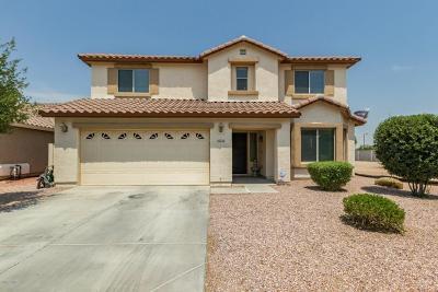 Buckeye Single Family Home For Sale: 25542 W Beth Drive