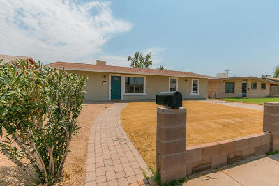 Phoenix Single Family Home For Sale: 2501 N 48th Lane