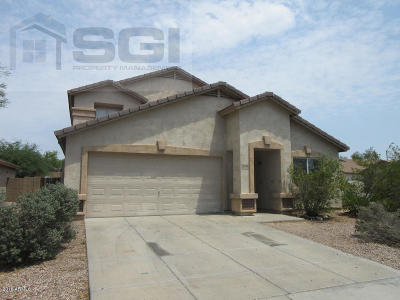 Buckeye Single Family Home For Sale: 22740 W Mohave Street