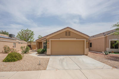 El Mirage Single Family Home For Sale: 12933 W Via Camille