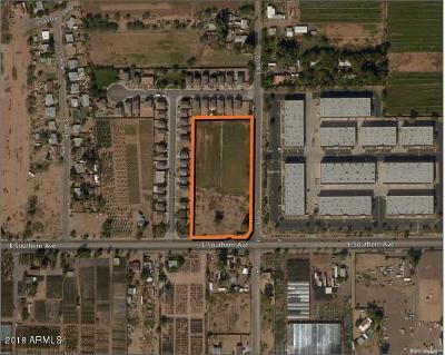 Phoenix Residential Lots & Land For Sale: 3530 E Southern Avenue