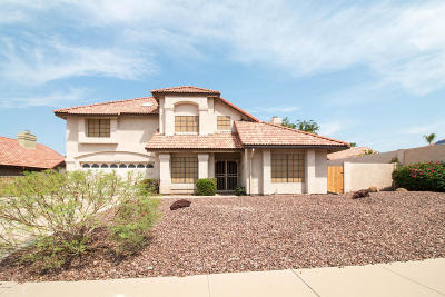 Single Family Home For Sale: 3850 E Mountain Sky Avenue