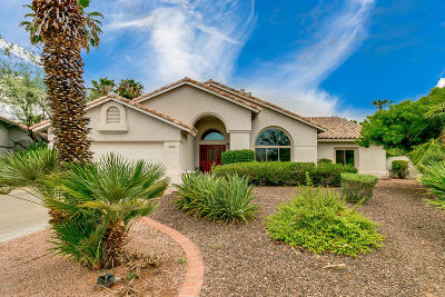 Scottsdale Single Family Home For Sale: 16441 N 50th Street