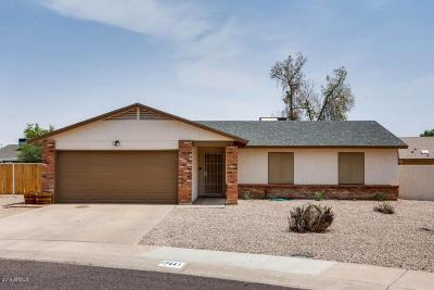 Glendale AZ Single Family Home For Sale: $230,000