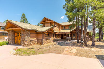 Flagstaff Single Family Home For Sale: 2982 Andrew Douglass
