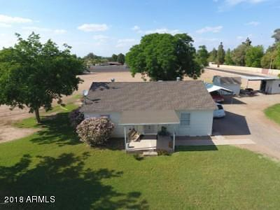 Peoria Single Family Home For Sale: 7106 W Hearn Road