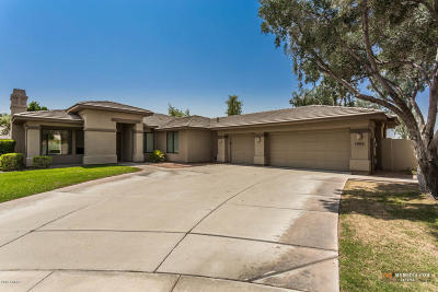 Chandler Single Family Home For Sale: 1993 W Lynx Court