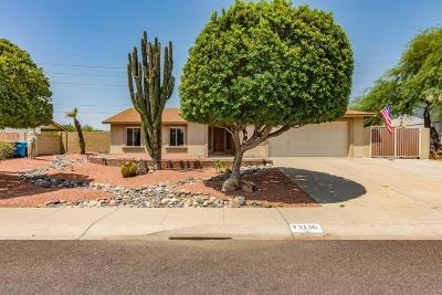Phoenix Single Family Home For Sale: 3136 W Kristal Way