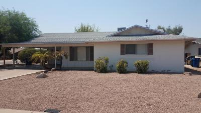 Tempe Single Family Home For Sale: 1897 E Alameda Drive