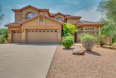 Cave Creek Single Family Home For Sale: 28317 N 61st Street