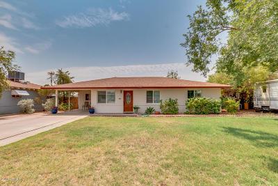 Phoenix Single Family Home For Sale: 2005 W Whitton Avenue