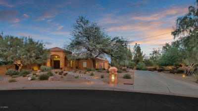 Mesa Single Family Home For Sale: 2629 N Hall Circle