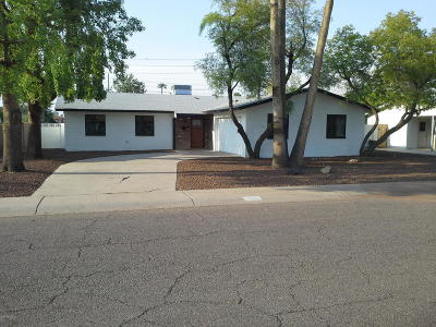 Phoenix Single Family Home For Sale: 3828 W Augusta Avenue