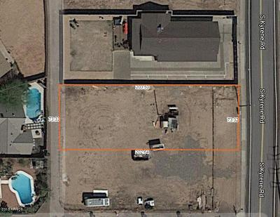 Tempe Residential Lots & Land For Sale: 3912 S Kyrene Road