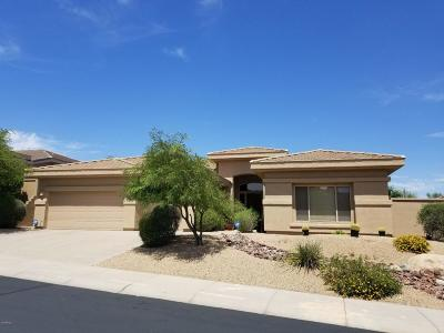 Fountain Hills Single Family Home For Sale: 14880 E Summit Drive