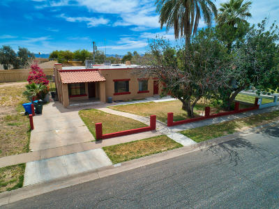 Phoenix Single Family Home For Sale: 1933 E Willetta Street