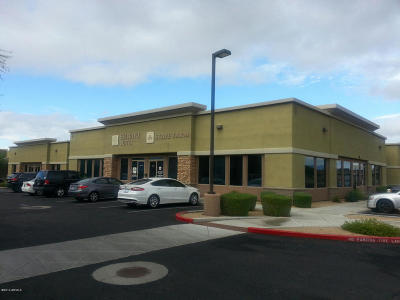 Phoenix Commercial Lease For Lease: 34975 N North Valley Parkway #152S