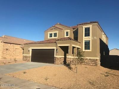 Casa Grande Single Family Home For Sale: 2310 E Alida Trail