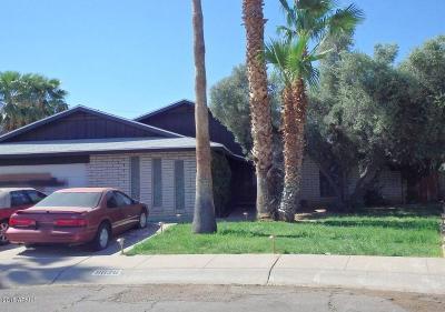 Glendale Single Family Home For Sale: 8626 N 50th Lane