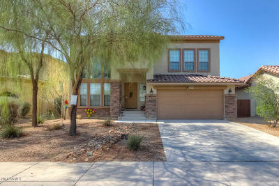 Maricopa Single Family Home For Sale: 41213 W Cielo Lane