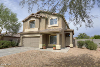 Phoenix Single Family Home For Sale: 2604 W Carson Road