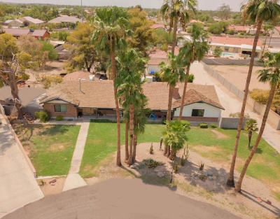 Maricopa County, Pinal County Single Family Home For Sale: 17840 N 74th Drive