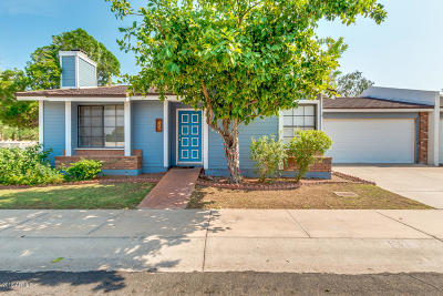 Phoenix Single Family Home For Sale: 131 E Danbury Road